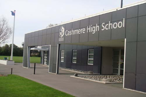 Cashmere Highschool