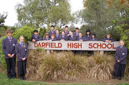 Darfield High School